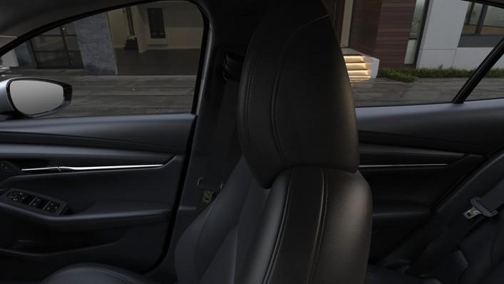 Mazda 3 Sedan 2020 Interior 007