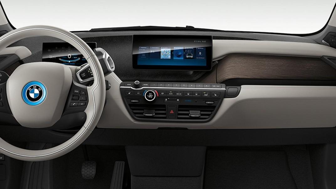 BMW I3S 2020 Interior 001