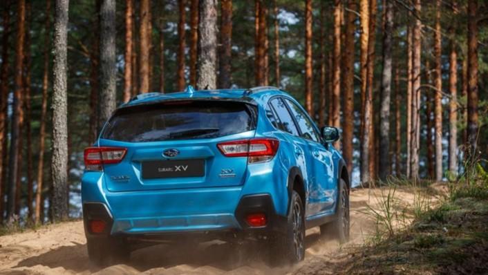 Subaru XV Public 2020 Exterior 007