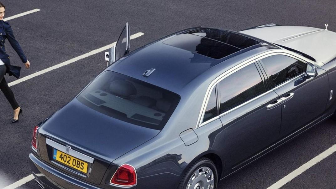 Rolls-Royce Ghost 2020 Exterior 005