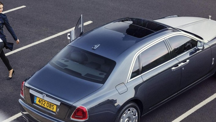 Rolls-Royce Ghost Public 2020 Exterior 005
