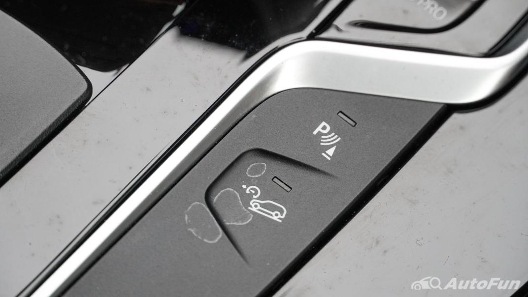 2020 2.0 BMW X3 xDrive20d M Sport Interior 034