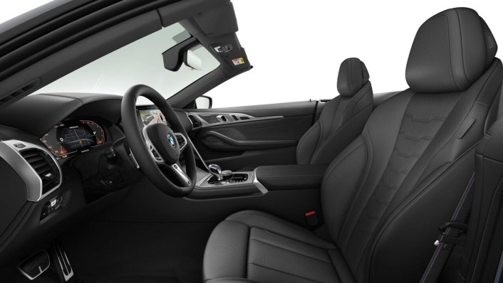 BMW 8-Series-Convertible Public 2020 Interior 004