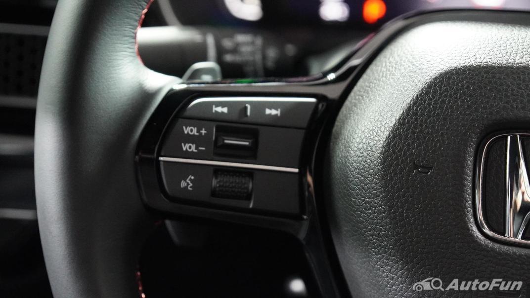 2022 Honda Civic RS Interior 101