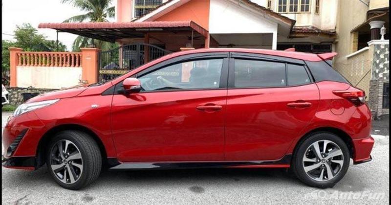 Owner Review : รถ 5 ประตูยอดเยี่ยมสำหรับการเดินทางประจำวัน ——Toyota Yaris 02