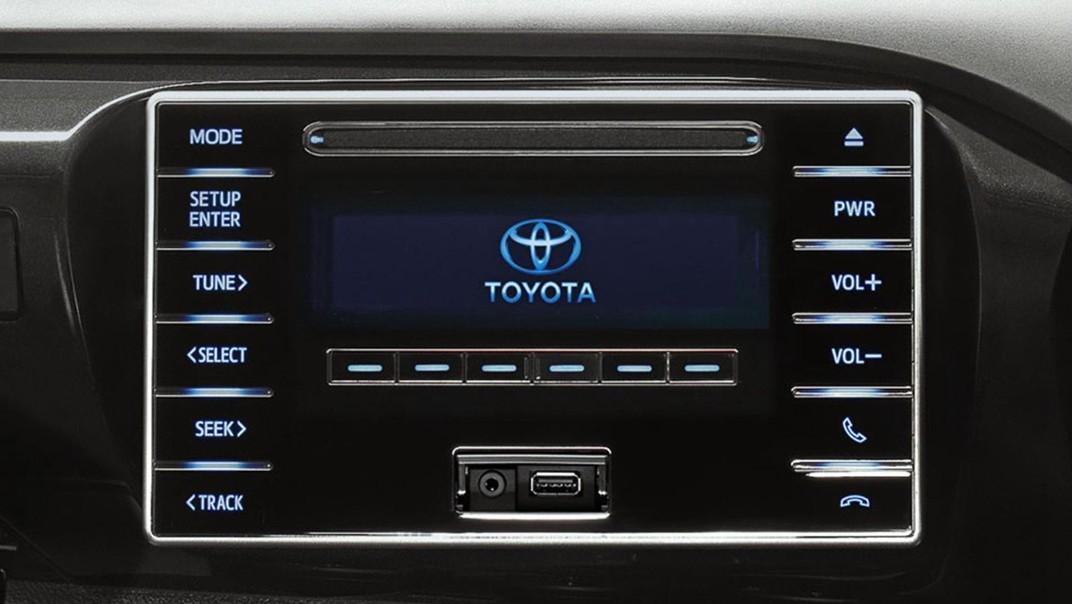 Toyota Hilux Revo Standard Cab 2020 Interior 004
