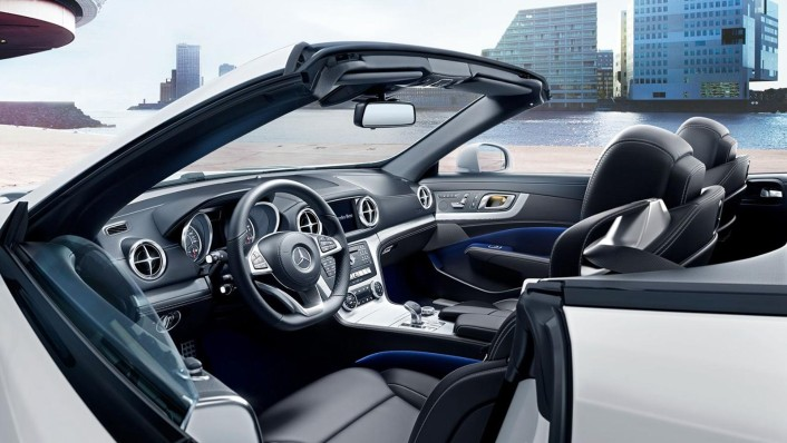 Mercedes-Benz Sl Roadster 2020 Interior 001