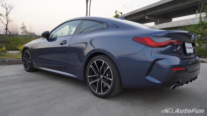 2020 BMW 4 Series Coupe 2.0 430i M Sport Exterior 007