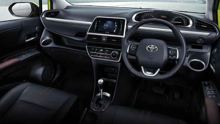 Toyota Sienta 2020 Interior 002