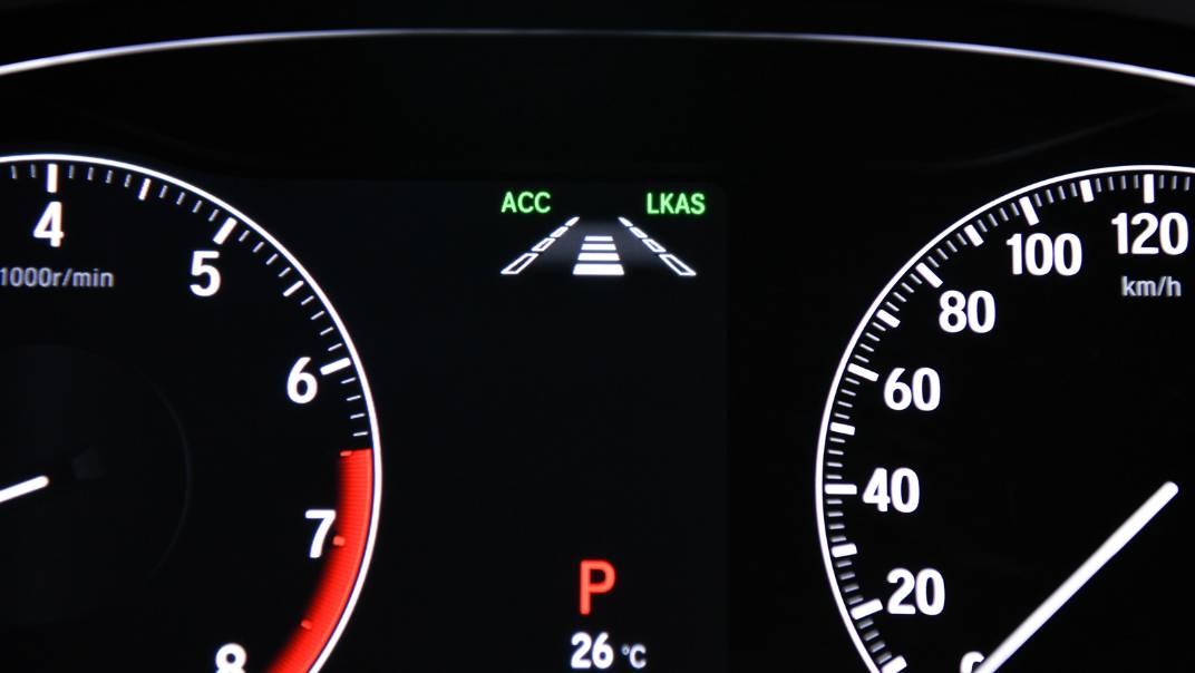 2021 Honda Accord 1.5 Turbo EL Interior 014