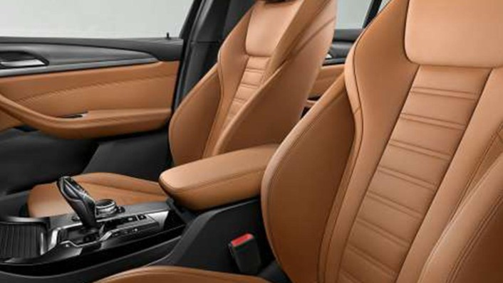 BMW X3-M 2020 Interior 006
