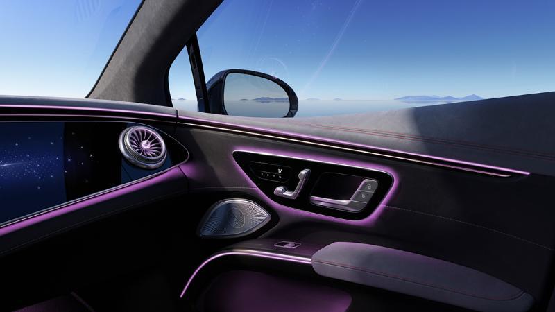 ฟังเหตุผล ทำไมรถล้ำ ๆ อย่าง 2022 Mercedes-Benz EQS ยังใช้กระจกมองข้างแบบดั้งเดิม 02