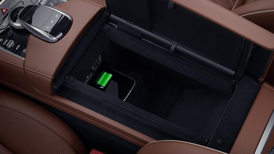 Mercedes-Benz S-Class Cabriolet 2020 Interior 007