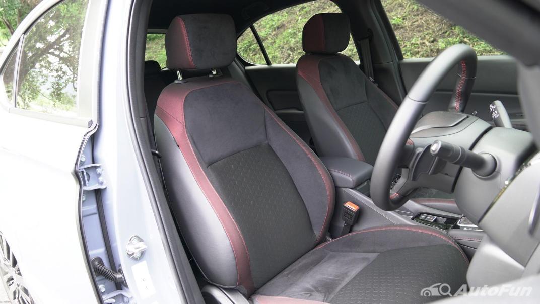 2021 Honda City Hatchback e:HEV RS Interior 027