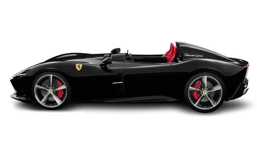 2020 Ferrari Monza SP2 6.5 V12 Exterior 003