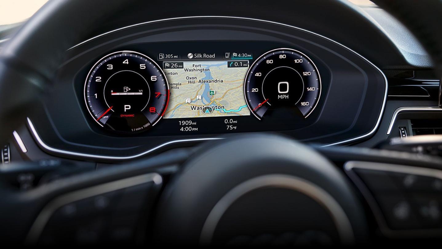 Audi A4 Avant 2020 Interior 004