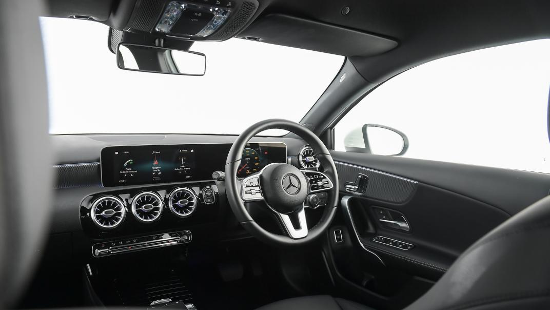 2021 Mercedes-Benz A-Class A 200 Progressive Interior 006