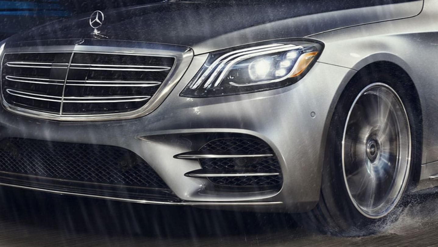 Mercedes-Benz S-Class 2020 Exterior 009