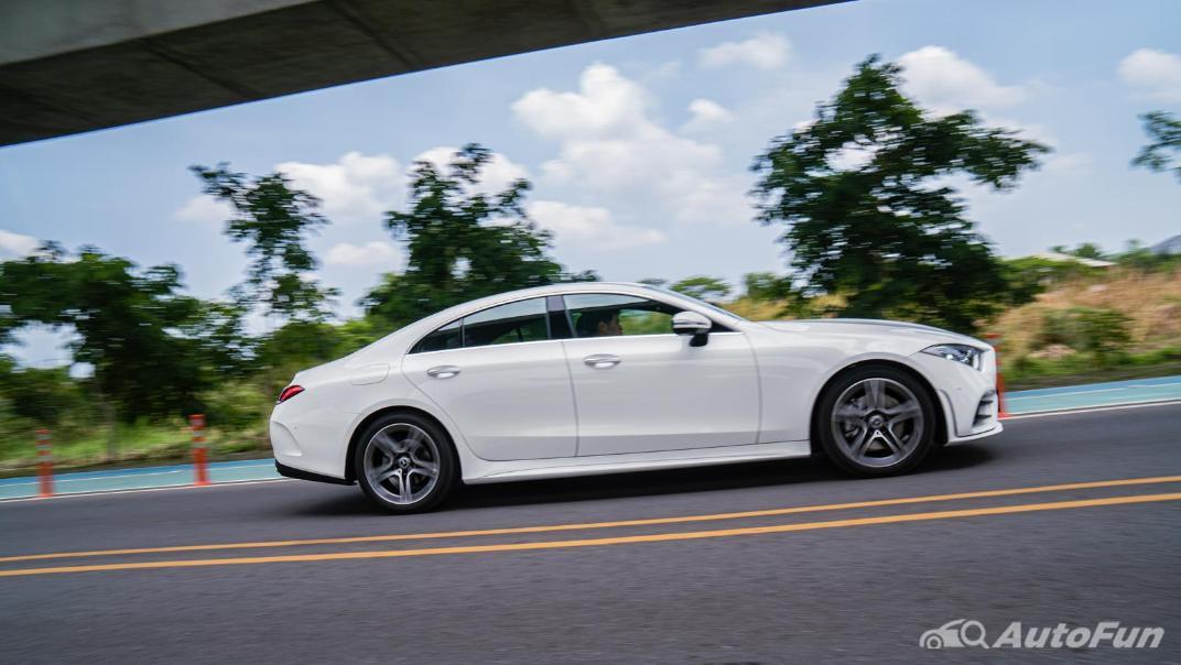 2021 Mercedes-Benz CLS 220 d AMG Premium Exterior 061