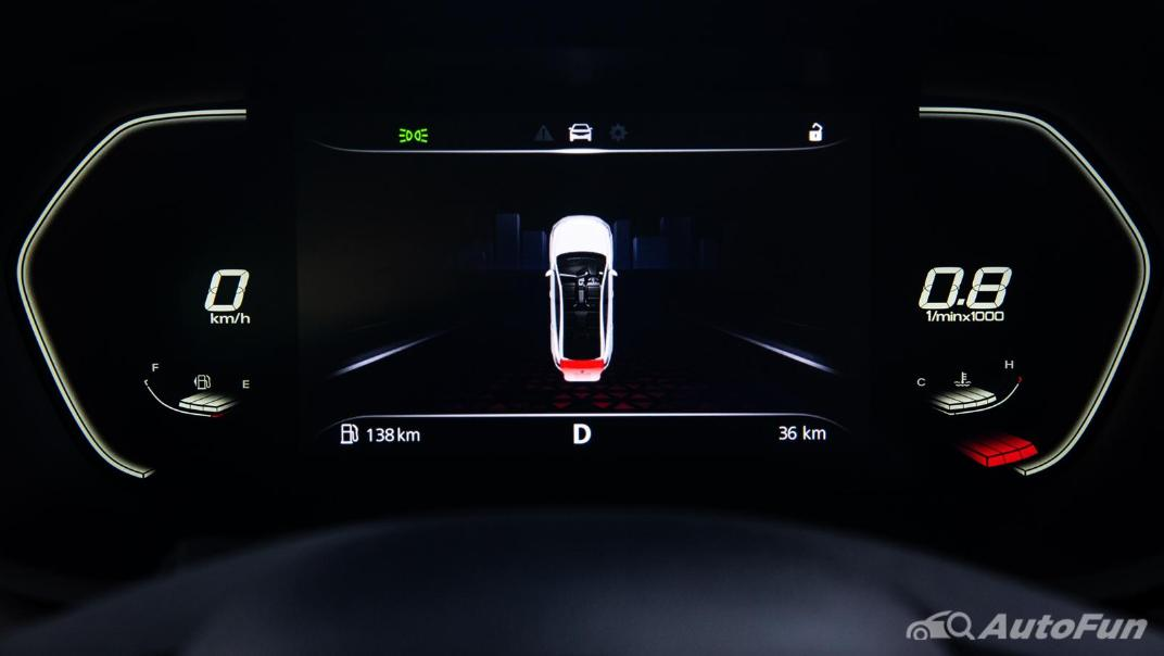 2021 MG 5 Upcoming Version Interior 041
