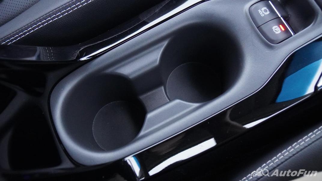 2021 Toyota Corolla Altis 1.8 Sport Interior 027