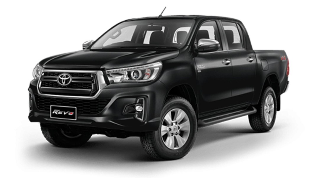 Toyota Hilux Revo Double Cab Public 2020 Others 006