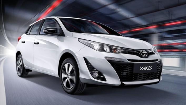 Toyota Yaris Public 2020 Exterior 003