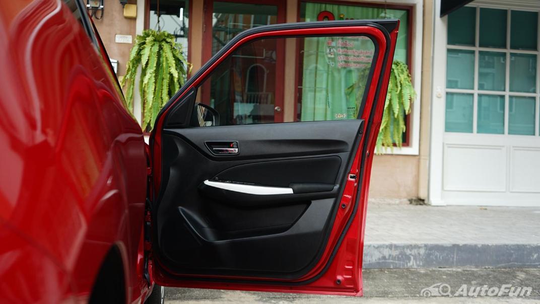 2020 Suzuki Swift 1.2 GL CVT Interior 012