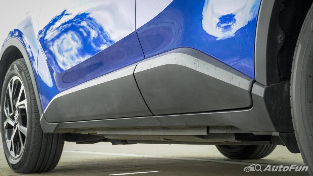 2021 Toyota C-HR Hybrid Premium Safety Exterior 007