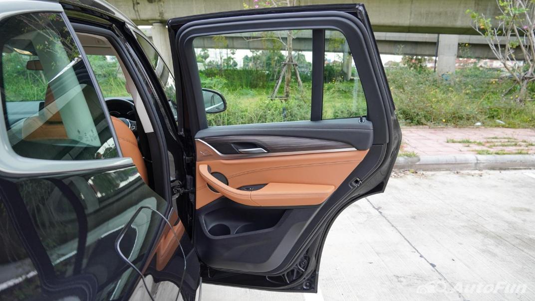 2020 2.0 BMW X3 xDrive20d M Sport Interior 069