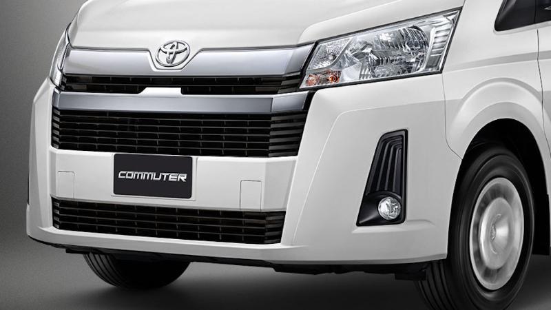 โตโยต้า Toyota Commuter โตโยต้า คอมมิวเตอร์