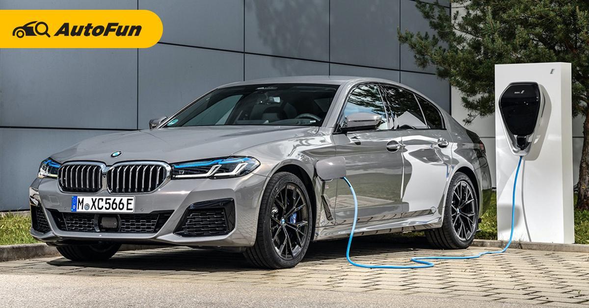 BMW เรียกคืนรถปลั๊กอินไฮบริดเสี่ยงไฟช็อตในไทย – รวมเกือบ 3 หมื่นคันทั่วโลก รุ่นอะไรบ้างเช็คด่วน 01