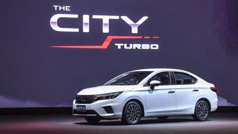 All-New 2020 Honda City 2020 ฮอนด้า ซิตี้