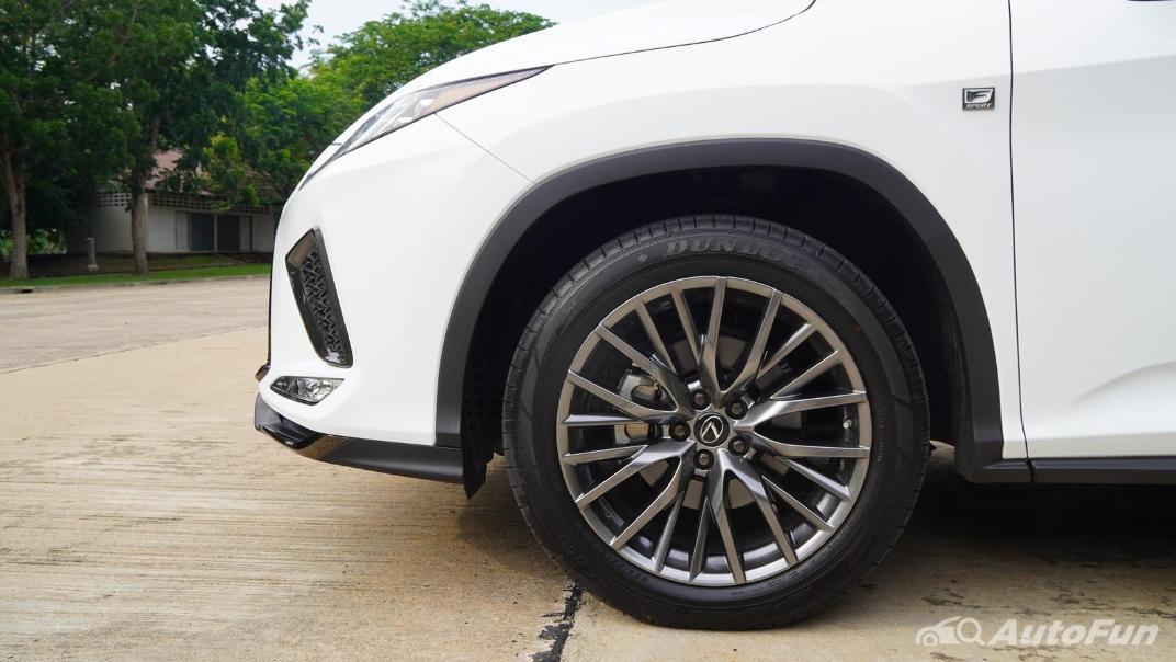 2020 Lexus RX 3.5 350 F Sport Exterior 051