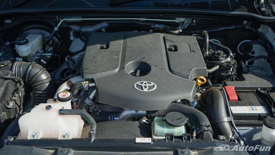 2020 Toyota Fortuner 2.8 Legender 4WD Others 002