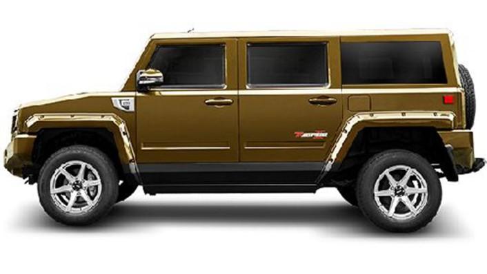 Thairung TR Transformer II 5 Seater 2020 Exterior 003