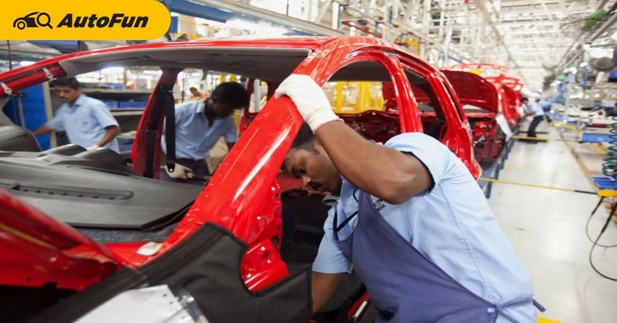 เกิดอะไรขึ้น เมื่อ Ford จะปิดโรงงานใหญ่ในอินเดีย 2 แห่ง หลังทำตลาดมากว่า 27 ปี 01