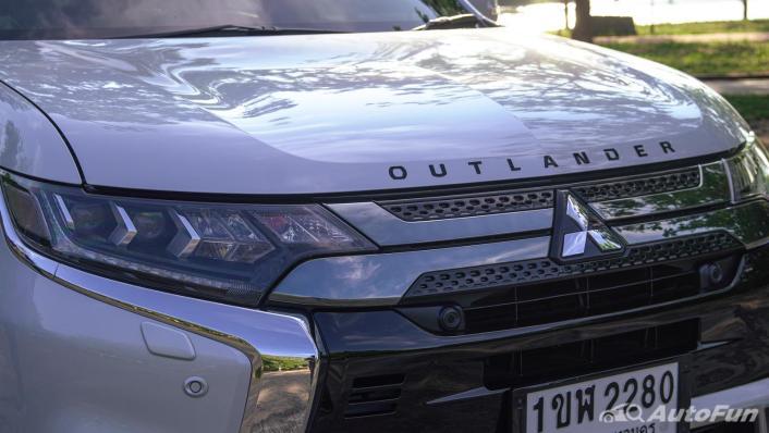 2021 Mitsubishi Outlander PHEV GT-Premium Exterior 007
