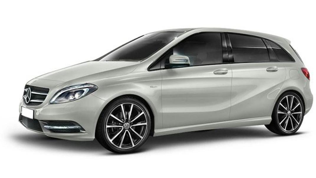Mercedes-Benz B-Class 2020 Others 001