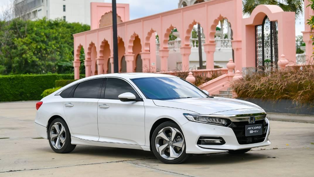 2021 Honda Accord 2.0L e:HEV EL+ Exterior 047