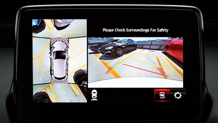 Mazda 2 Sedan 2020 Interior 004