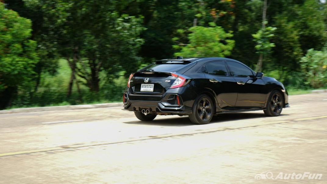 2020 Honda Civic 1.5 Turbo RS Exterior 093