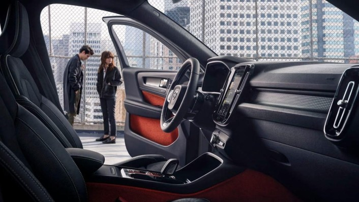 Volvo XC 40 2020 Interior 008