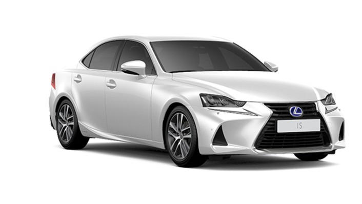 Lexus IS 2020 Exterior 004