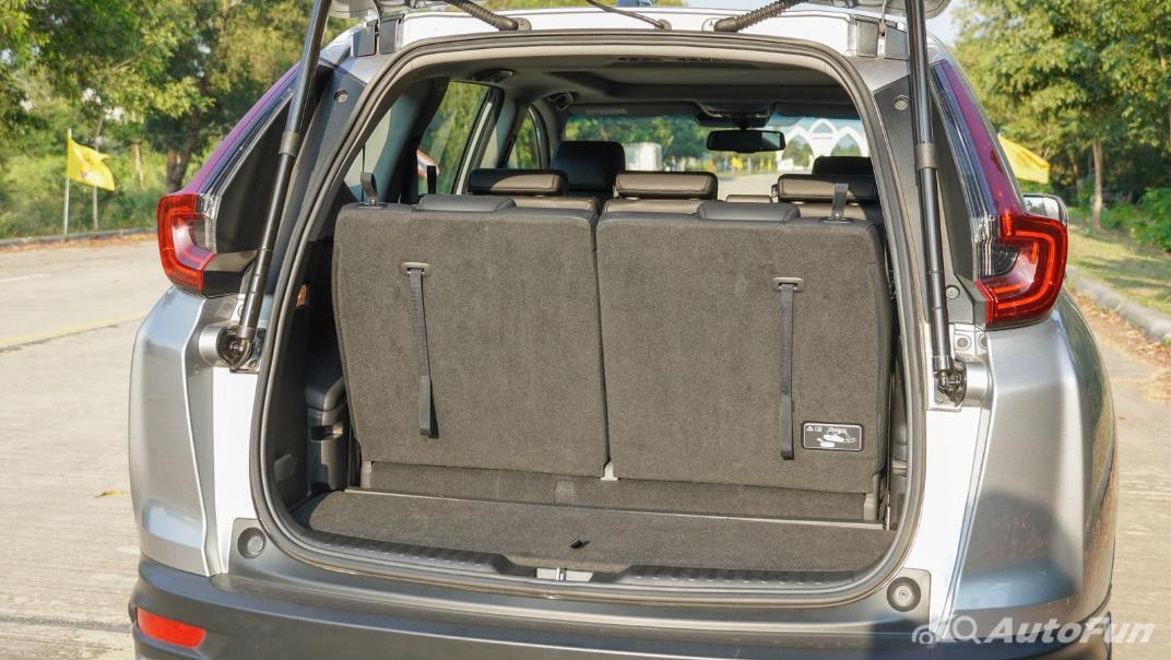 2020 1.6 Honda CR-V DT-EL 4WD Interior 068