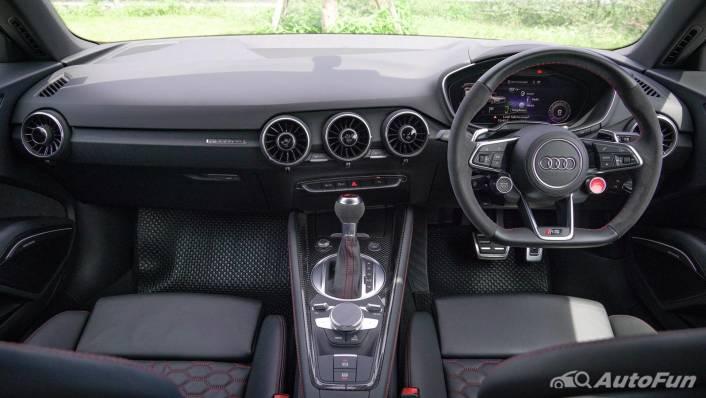 2021 Audi TT Coupé 45 TFSI quattro S line Interior 001
