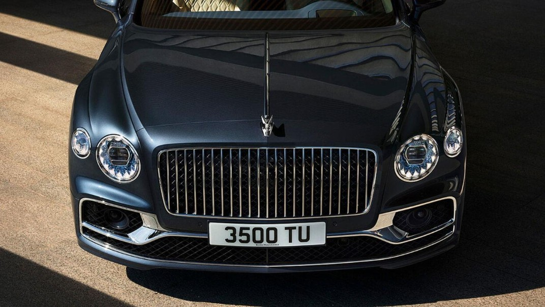 Bentley Flying Spur Public 2020 Exterior 004