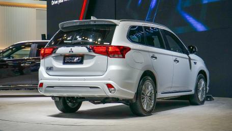 2021 Mitsubishi Outlander PHEV GT ราคารถ, รีวิว, สเปค, รูปภาพรถในประเทศไทย   AutoFun