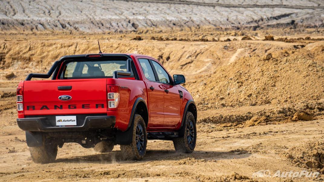2021 Ford Ranger FX4 MAX Exterior 043