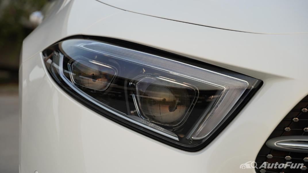 2021 Mercedes-Benz CLS 220 d AMG Premium Exterior 016